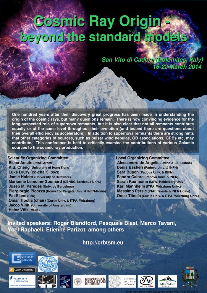 Cosmic Ray Origin - beyond the standard models