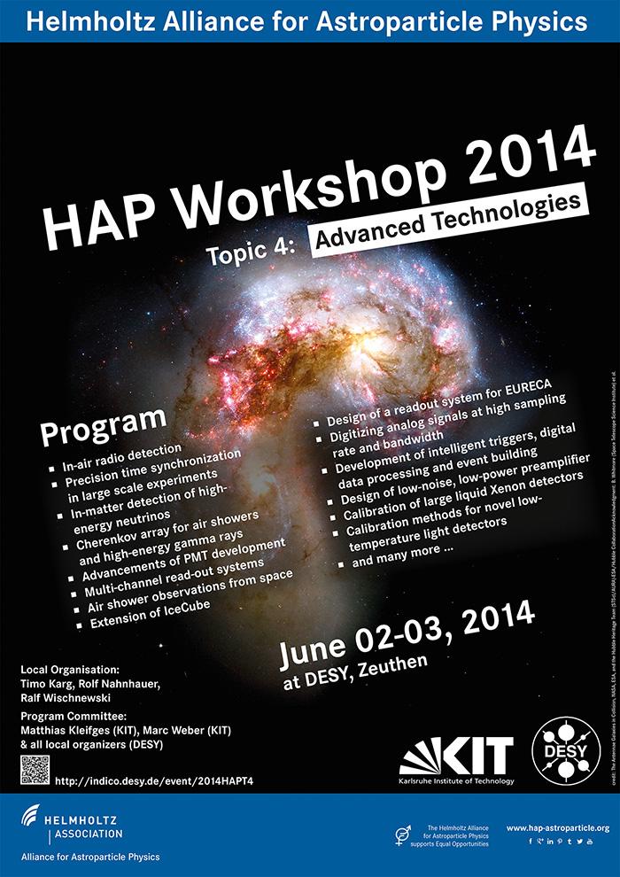 Poster HAP Workshop