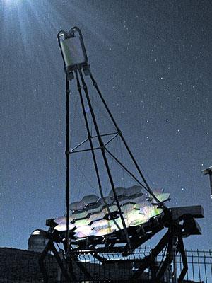 FACT - First G-APD Cherenkov Telescope