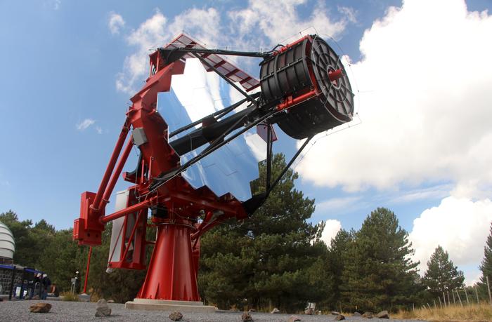CTA - ASTRI telescope
